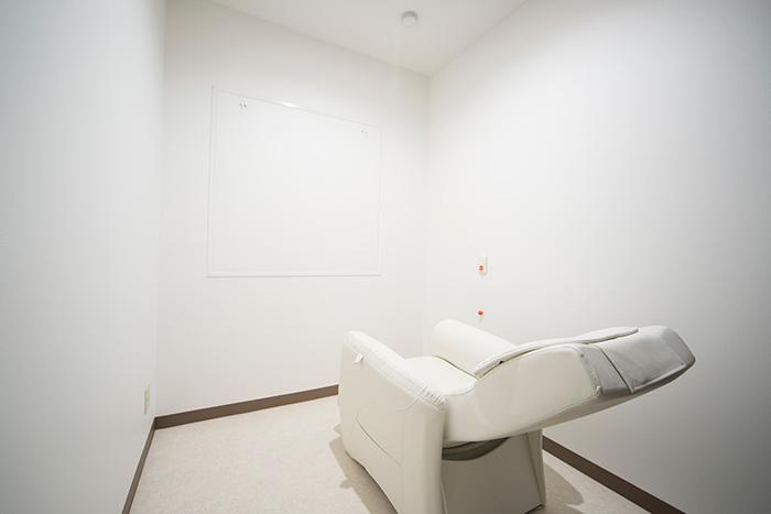 リカバリー室